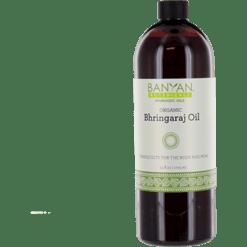 Banyan Botanicals Bhringaraj Oil Organic 34 oz BHRI3