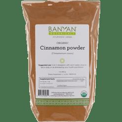 Banyan Botanicals Cinnamon Powder Organic 1 lb CINN5