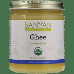 Banyan Botanicals Ghee Organic 7.5 oz B31650