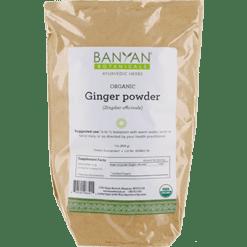 Banyan Botanicals Ginger Root Powder Organic 1 lb GIN81