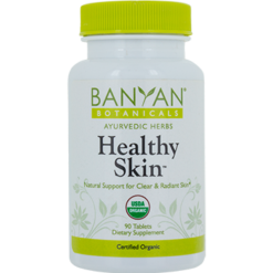 Banyan Botanicals HealThy Skin Organic 90 tabs B13410