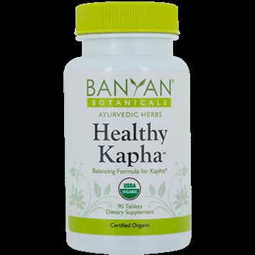 Banyan Botanicals Healthy Kapha Organic 90 tabs B13311