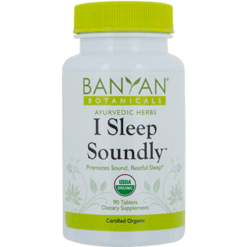 Banyan Botanicals I Sleep Soundly 90 tabs SS90