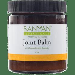 Banyan Botanicals Joint Balm Organic 4 oz B35313