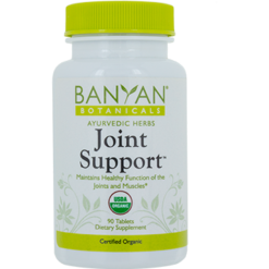Banyan Botanicals Joint Support Organic 90 tabs JOI29