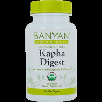 Banyan Botanicals Kapha Digest Organic 90 tabs TRIK3