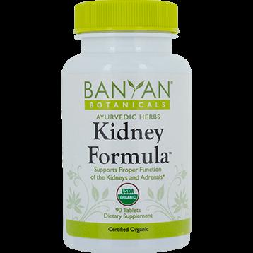 Banyan Botanicals Kidney Formula Organic 90 tabs KIDN7