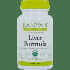 Banyan Botanicals Liver Formula 500 mg 90 tabs LIV11