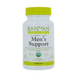Banyan Botanicals Mens Support 500 mg 90 tabs MENSU