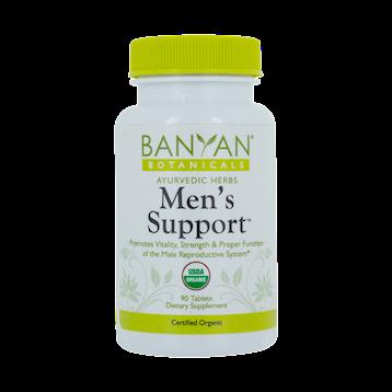 Banyan Botanicals Mens Support 500 mg 90 tabs MENSU