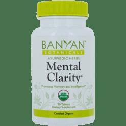 Banyan Botanicals Mental Clarity 500 mg 90 tabs MENT3