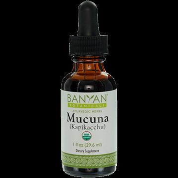 Banyan Botanicals Mucuna Kapukacchu Liq Extract 1 fl oz B25819