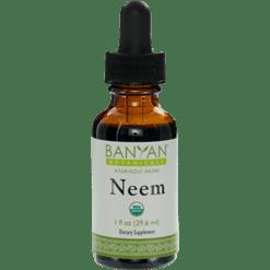 Banyan Botanicals Neem Liquid Extract 1 fl oz B25918