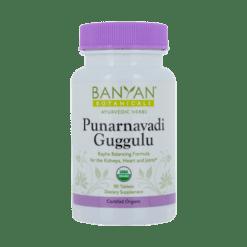 Banyan Botanicals Punarnavadi Guggulu 300 mg 90 tabs PUNAR