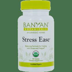 Banyan Botanicals Stress Ease Organic 90 tabs STR12