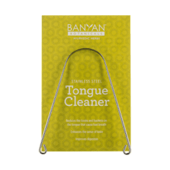 Banyan Botanicals Tongue Cleaner Stainless Steel 1 pcs TONGU