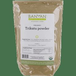 Banyan Botanicals Trikatu Powder Organic 1lb B75438
