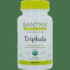 Banyan Botanicals Triphala Organic 90 tabs TRIP4