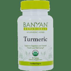 Banyan Botanicals Turmeric Organic 90 tabs B12819