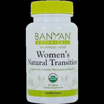 Banyan Botanicals Womens Natural Transition Org 90 tabs B13618