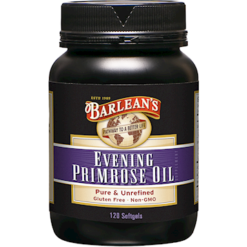 Barleans Evening Primrose Oil 120 gels EPO12