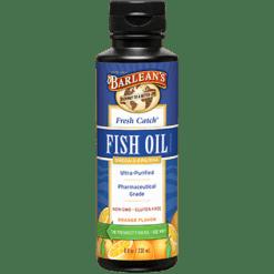 Barleans Fresh Catch Fish Oil 8 oz FISH7