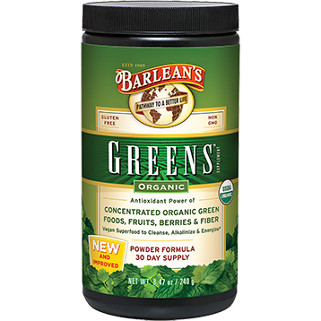 Barleans Greens Powder 8.46 oz GREE1