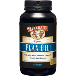Barleans High Lignan Flax Oil 1000 mg 250 gels LIGN1