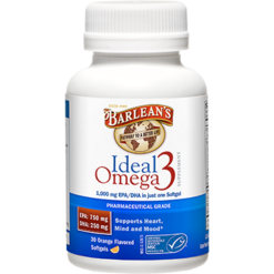 Barleans Ideal Omega3 30 gels B10209