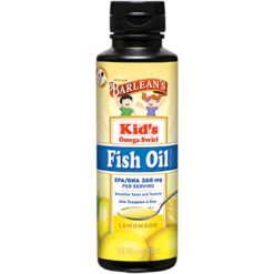 Barleans Kids Omega Swirl Fish Oil 8 oz KOSFO