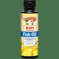 Barleans Kids Omega Swirl Fish Oil 8 oz KOSFO