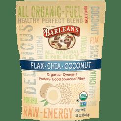 Barleans Organic Raw Energy 12 oz B00274