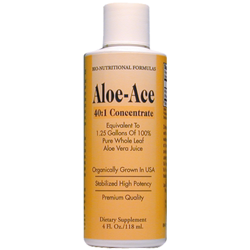 Bio Nutritional Formulas Aloe Ace 401 Concentrate 4 oz ALOEA