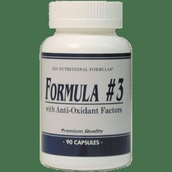 Bio Nutritional Formulas Formula 3 90 caps FORM3