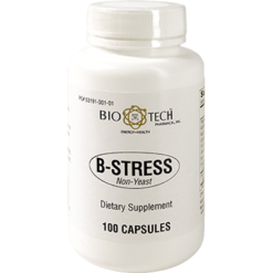 Bio Tech B Stress 100 caps BSTR2