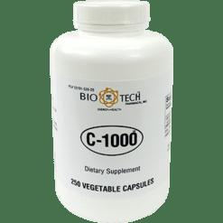 Bio Tech C 1000 250 vegcaps B15504