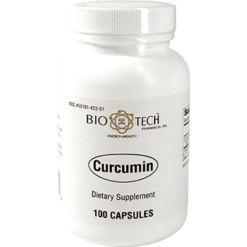 Bio Tech Curcumin 450 mg 100 caps B00609