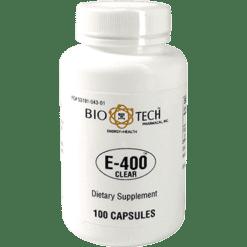 Bio Tech E 400 100 caps B02108