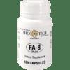 Bio Tech FA 8 Folic Acid 800 mcg 100 caps FOLI4