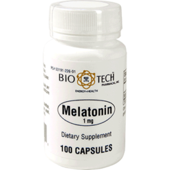 Bio Tech Melatonin 1 mg 100 caps MEL36