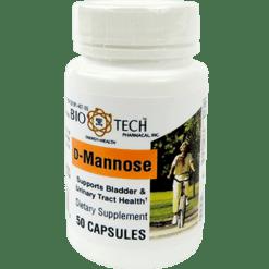 Bio Tech d Mannose 50 caps MANN6