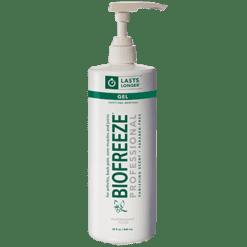 BioFreeze Professional Biofreeze® Pro Gel Pump Green 32 fl oz B15404