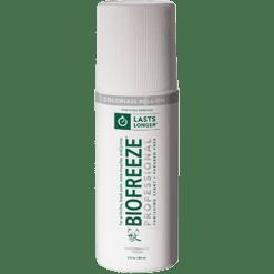 BioFreeze Professional Biofreeze® Pro Roll On Colorless 3 fl oz B18108