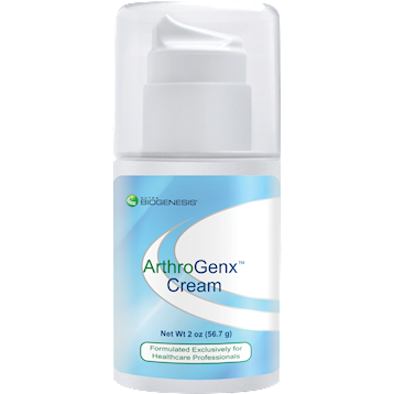 BioGenesis ArthroGenx Cream 2 oz ART32