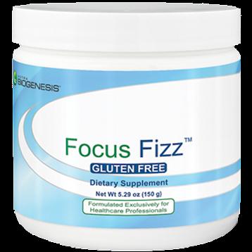 BioGenesis Focus Fizz Gluten Free 5.29 oz FOCU1