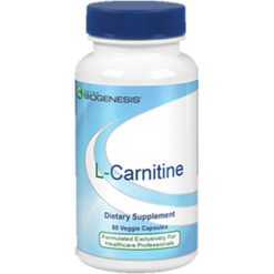 BioGenesis L Carnitine 60 vcaps CAR68