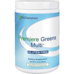 BioGenesis Premiere Greens Multi 14 servings B04178