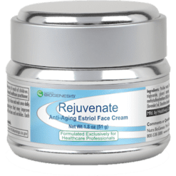 BioGenesis Rejuvenate Estriol Cream 2 oz REJU9