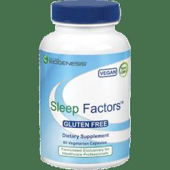 BioGenesis Sleep Factors 60 vegcaps SF290