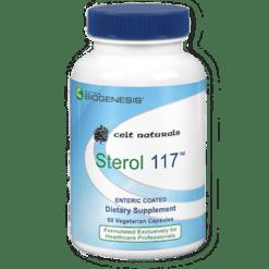 BioGenesis Sterol 117™ 60 vegcaps STERO